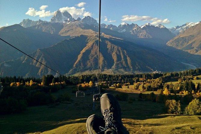 Mestia, Svaneti Day Tour
