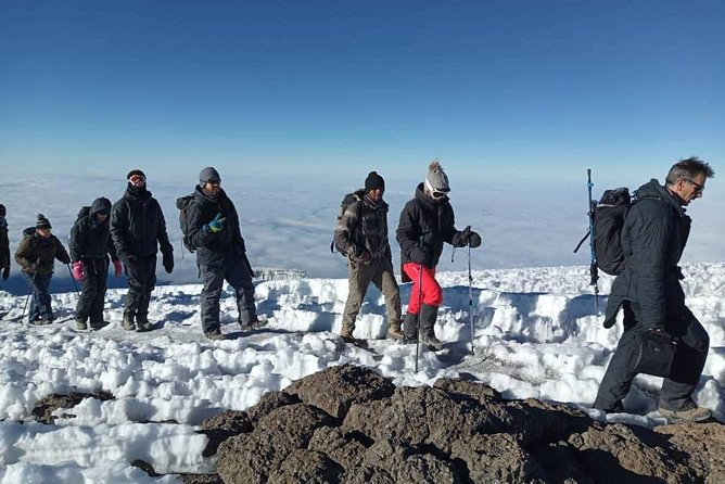 6 Days Kilimanjaro Machame Route Climbing