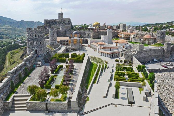 Tour from Tbilisi - To - || Vardzia | -- || Borjomi || - || ioTour ||