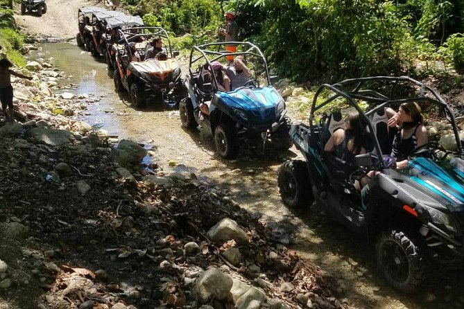 ATV Adventure & Resort Beach Shore Excursion - Puerto Plata Shore Excursion