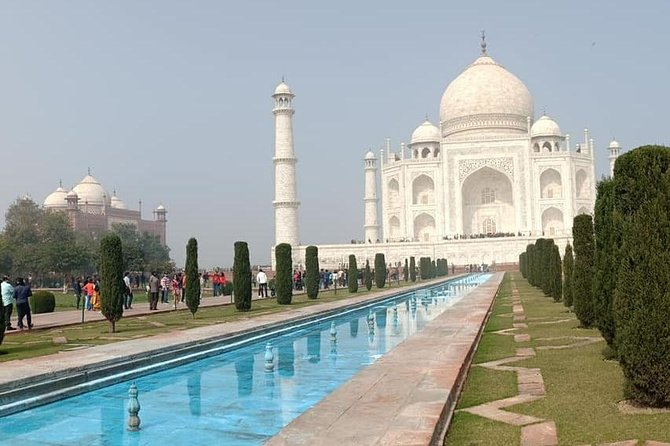 Private Trip To Agra with Taj Mahal and Agra Fort