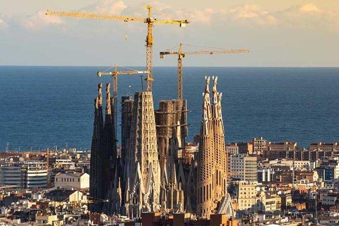 Sla de lijn Sagrada Familia Tour over met toegang tot de toren