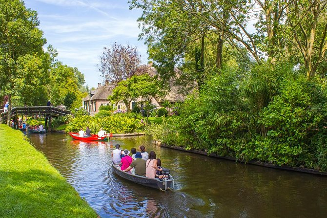 Giethoorn the Dutch Venice & exploring the North Netherlands by Car