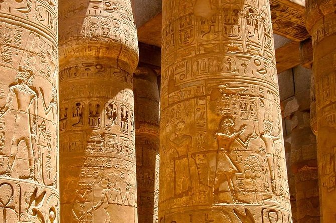 From Hurghada Discover the Treasures of Luxor Valley of The Kings & All Temples