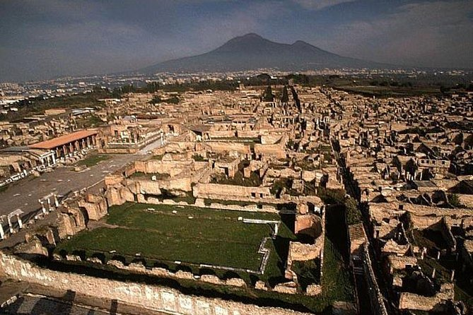Archaeological Site of Pompeii