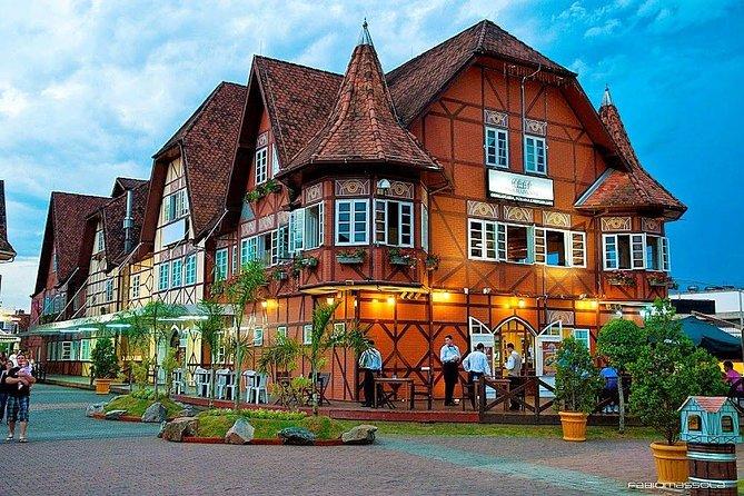 Tour Blumenau e Pomerode - Cidade mais alemã do Brasil - Saindo de Florianópolis