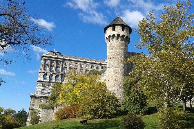 Buda Castle Walking Tour - 3 hours