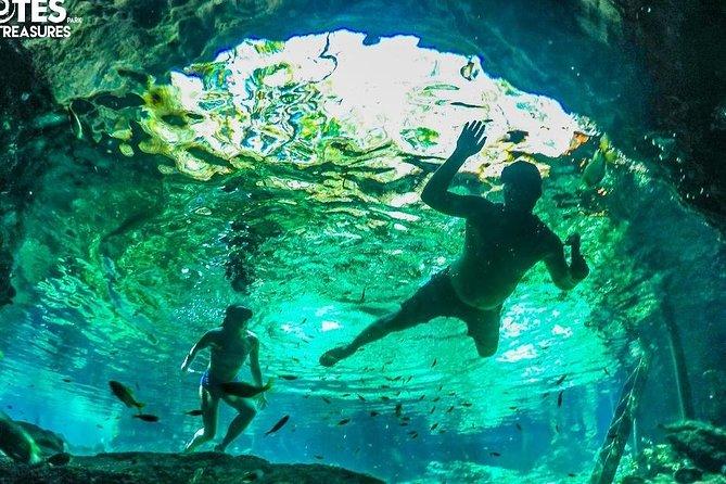 2 Cenotes Tour