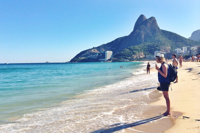 Full-Day Rio de Janeiro City Tour with Lunch, Corcovado & Sugarloaf
