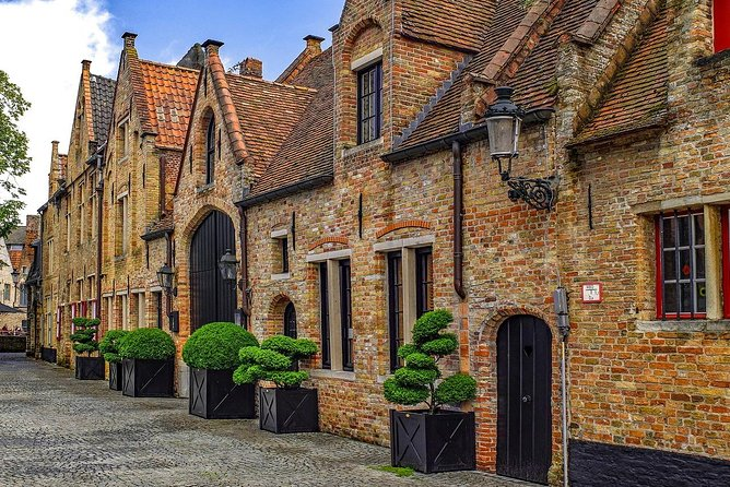 Sightseeing Tour to Bruges from Amsterdam 10 Hours