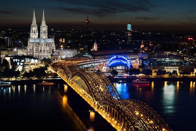 Private Full Day Sightseeing tour to Cologne Germany from Amsterdam