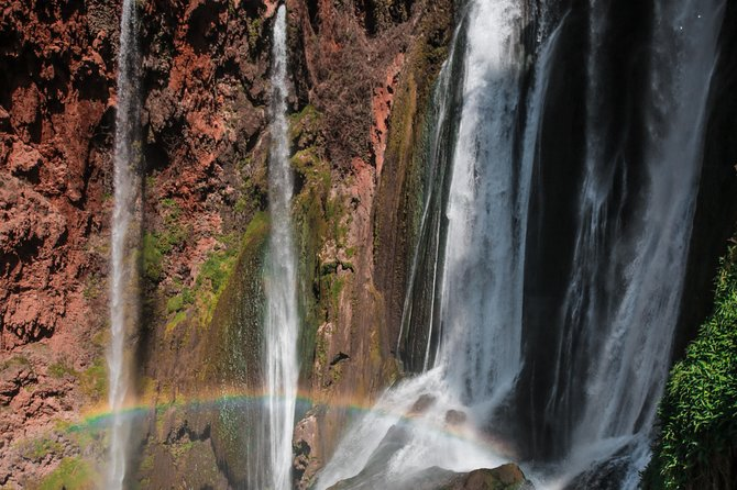 PRIVATE 1 Day Trip to Ouzoud Waterfalls