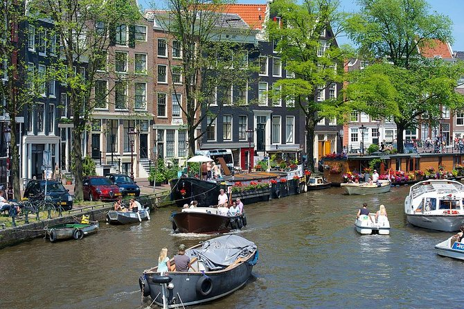Amsterdam Private Introduction Tour