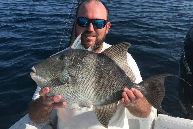 8-Hour Private Off-Shore Fishing Charter from Orange Beach photo 10