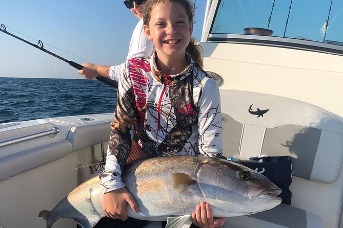8-Hour Private Off-Shore Fishing Charter from Orange Beach photo 13