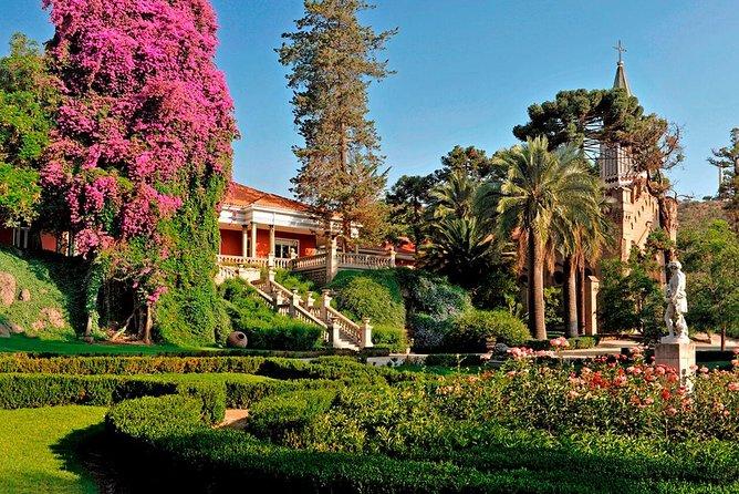 Santa Rita Winery Premium Tour