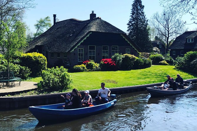 Holland Dutch Golden Age Private Tour (Choice of your Own Itineraries)