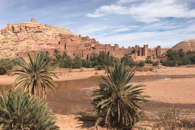 HOLLYWOOD OF MOROCCO: PRIVATE 1 Day Trip To Ourzazate & Ait Benhaddou