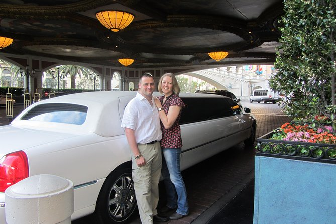 Private Las Vegas Hotel to Airport Luxury Limousine Transfer photo 6