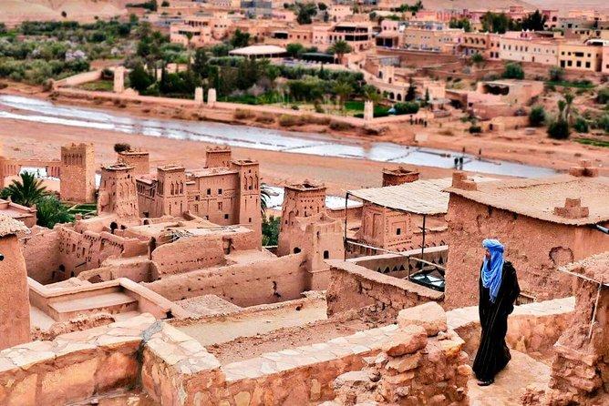 2 Day Zagora Desert Trip & Camel Ride & Traditional Berber Tent