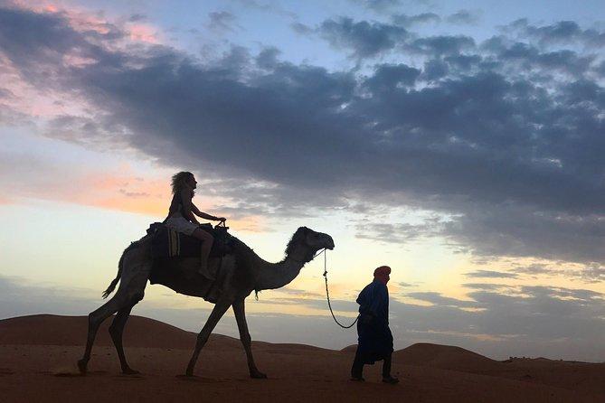 PRIVATE 4 Days LUXURY SAHARA DESERT TOUR