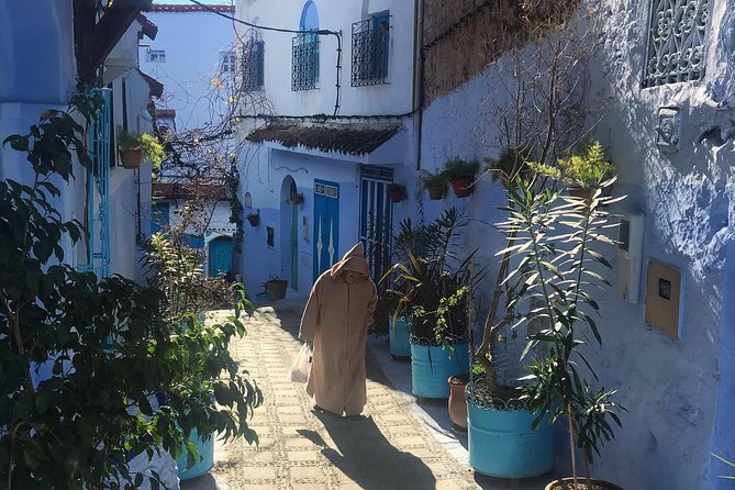 PRIVATE 1 Day Trip to the Blue Town CHEFCHAOUEN From Fes