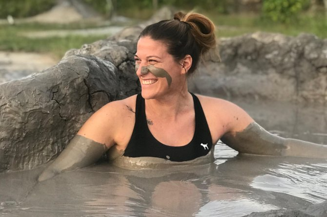 Natural Mud Spa Adventure plus Dinner (up to 4 guests)