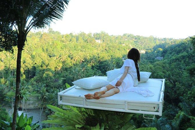 Bali Swing & White Water Rafting Experience