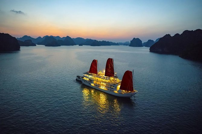 3-Day Explore Halong Bay On Cruise - Deluxe Cruise