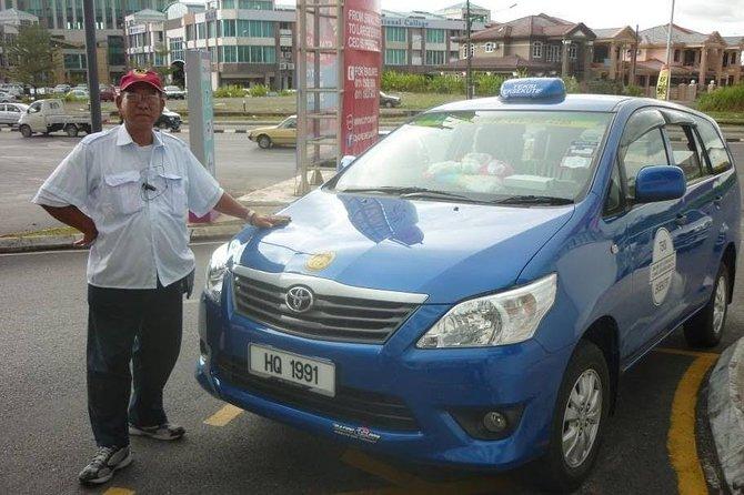 Private Transfer Kuching Airport to Hotel in Kuching
