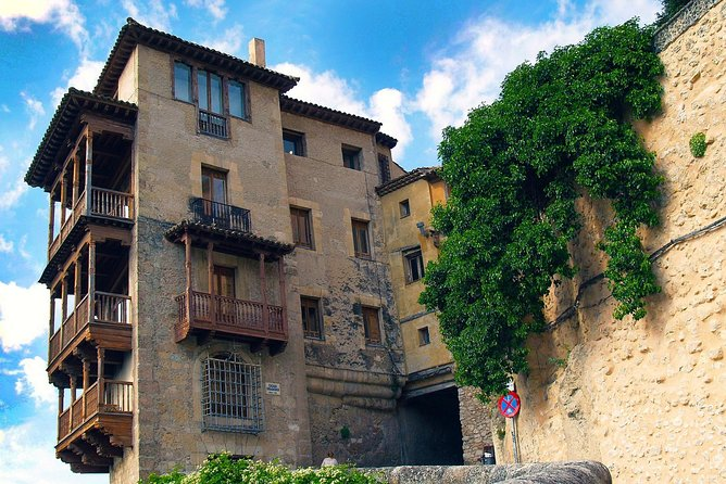 Cuenca with Ciudad Encantada & Toledo Full day tour in 2 days from Madrid
