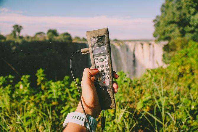 Audio Guide Self Tour Of Victoria Falls