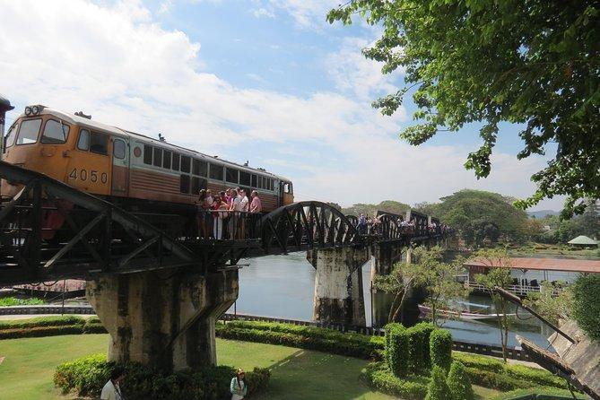 From Kanchanaburi: Kanchanaburi City Tour Half Day