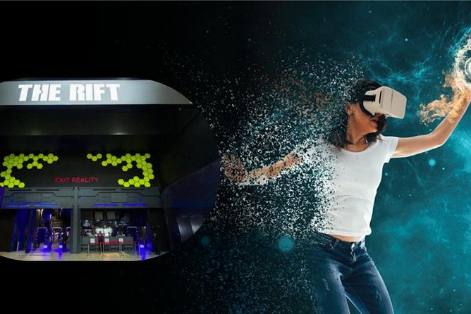 The Rift Virtual and Augmented Reality Theme Park in Kuala Lumpur