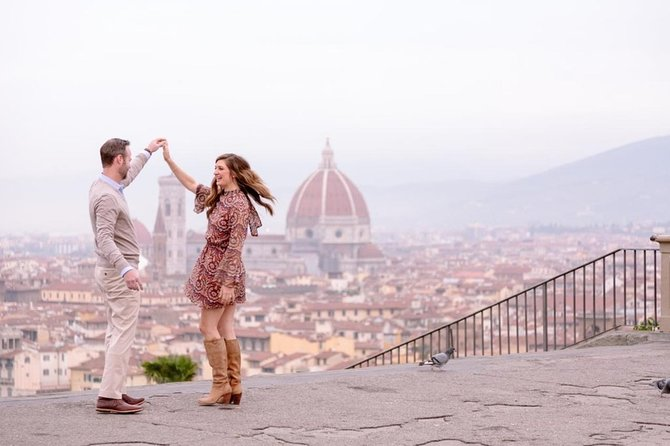 Florence: Skyline Tour with Personal Guide & Photographer