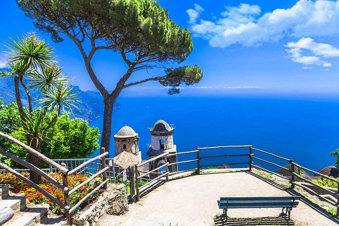Amalfi Coast by Minivan - Positano, Amalfi & Ravello