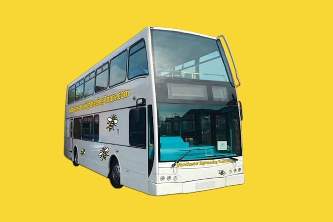 Best of Manchester - 'City of Firsts' Premium Bus Tour