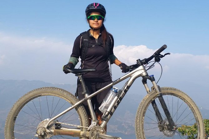 Full Day Mountain Biking Tour from Pokhara