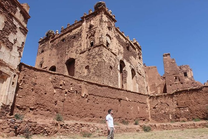 Valley of ounilla: from Telouet to Ait ben Haddou