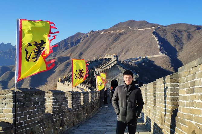Beijing great wall and all attractions with English speaking driver