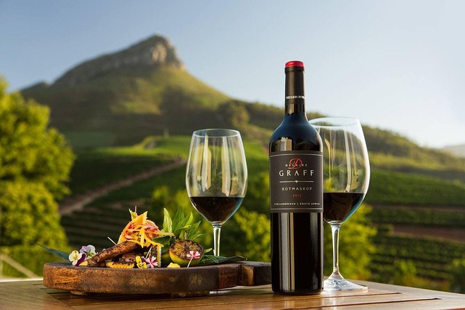 Cape town, Private Tour- Table Mountain & Constantia Wine Testing