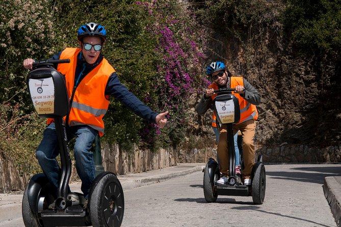 Málaga Highlights Segway Tour