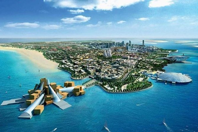 Abu Dhabi Tour ( Discover The Heritage & Modern Attractions of Capital City )