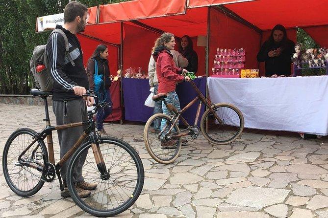 Bamboo Bike self drive tour El Calafate surroundings