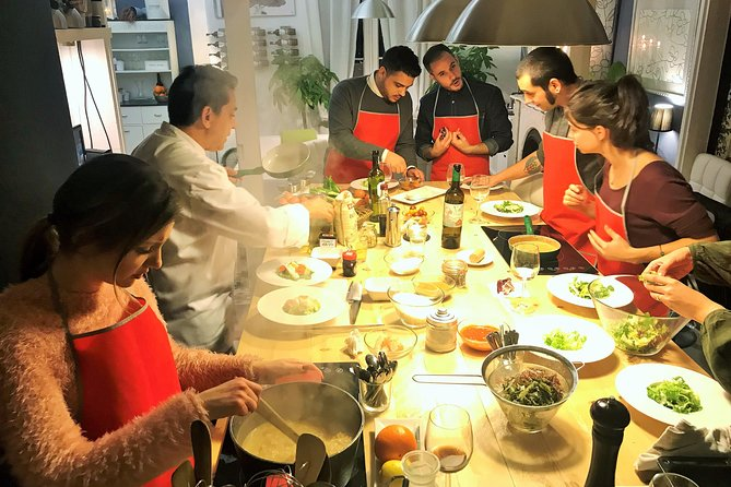 Mediterranean Cooking Class in Barcelona photo 6