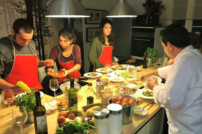 Mediterranean Cooking Class in Barcelona photo 7