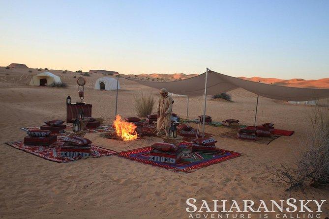 Overnight Tunisia Sahara Desert Safari by 4x4 from Djerba