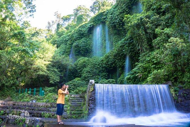 Benang Kelambu & Benang Stokel Waterfalls Trip