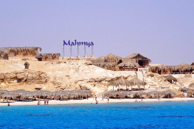 Mahmeya Island Full Day Snorkel Sea - Excursion - Hurghada