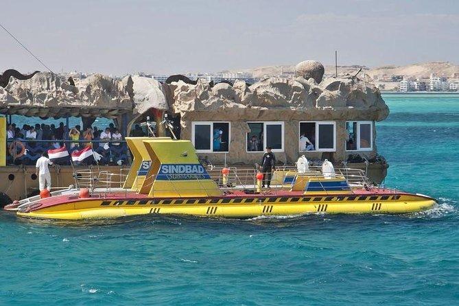 Sindbad Submarine - Hurghada